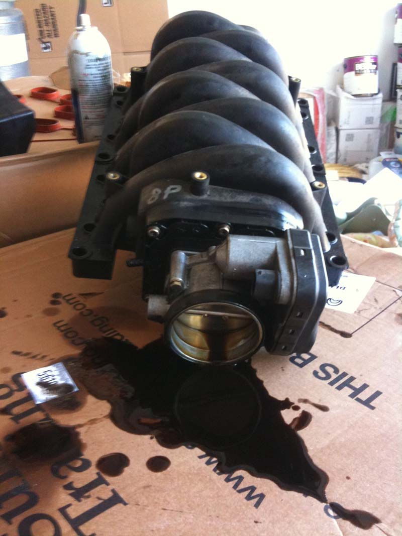 E38 M62 OSV / PCV – black smoke! | BryanMcPhail com